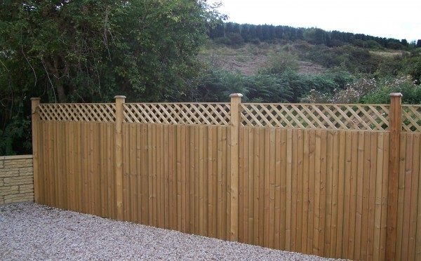 Glan Panel Fencing Glan Fence Panels Abwood Ie