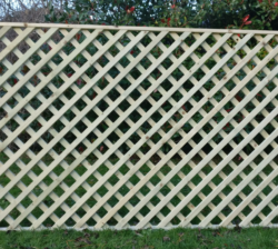 2inch Diamond Trellis