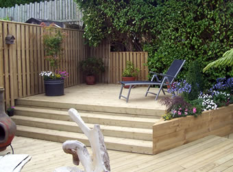As seen on tv room to improve decking