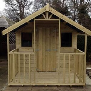 Chalet Garden Shed