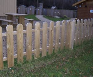 Garden Fencing | Timber Fence Panels | Dublin | Wicklow - Abwood