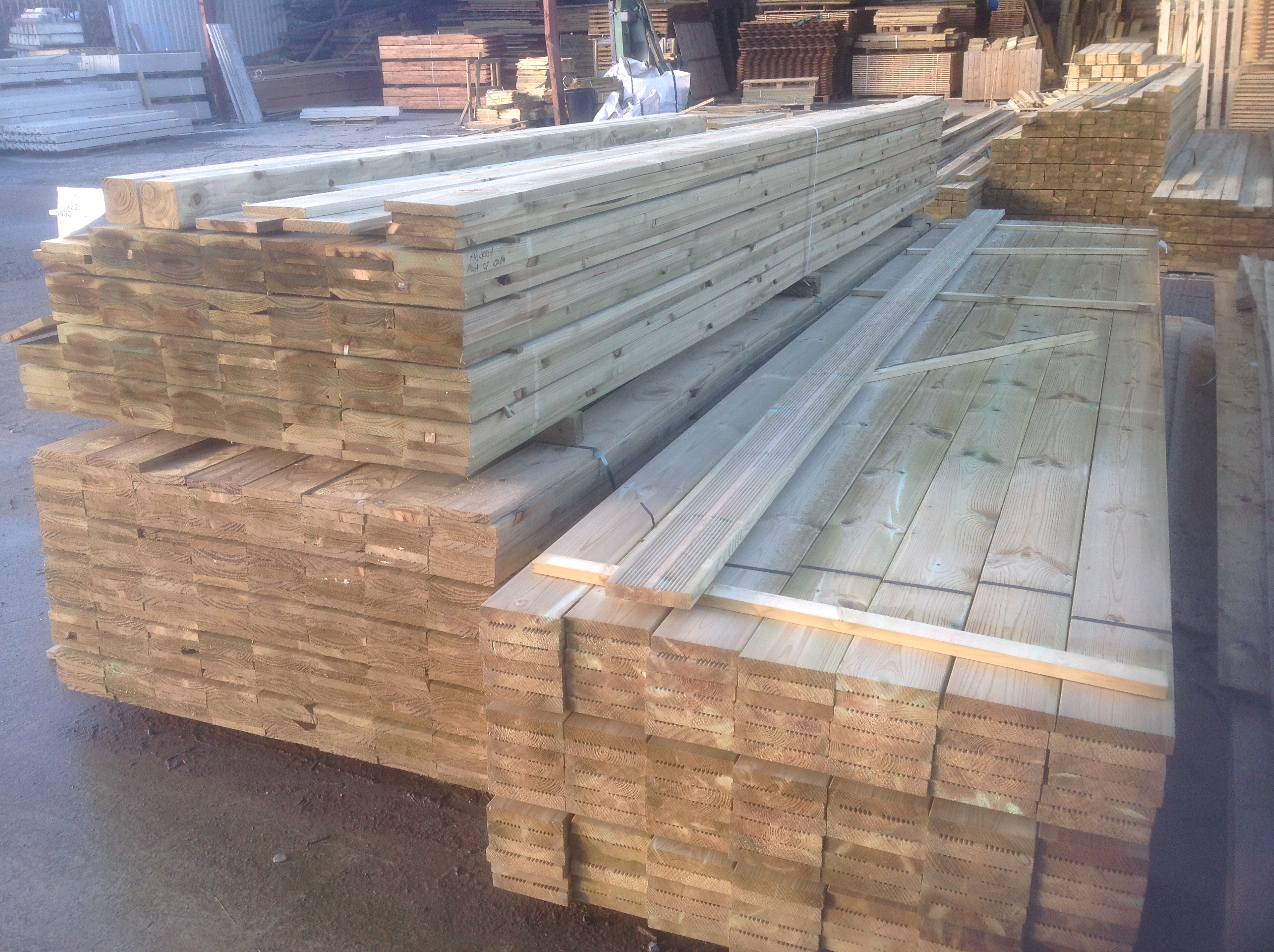 Wholesale Retail Timber | Buy Bulk Timber from Abwood Homes