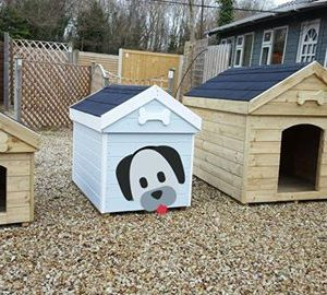 Delux Dog Kennel