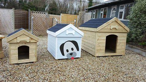Delux Dog Kennel