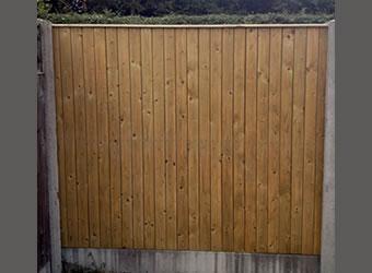Glan Panel Fencing