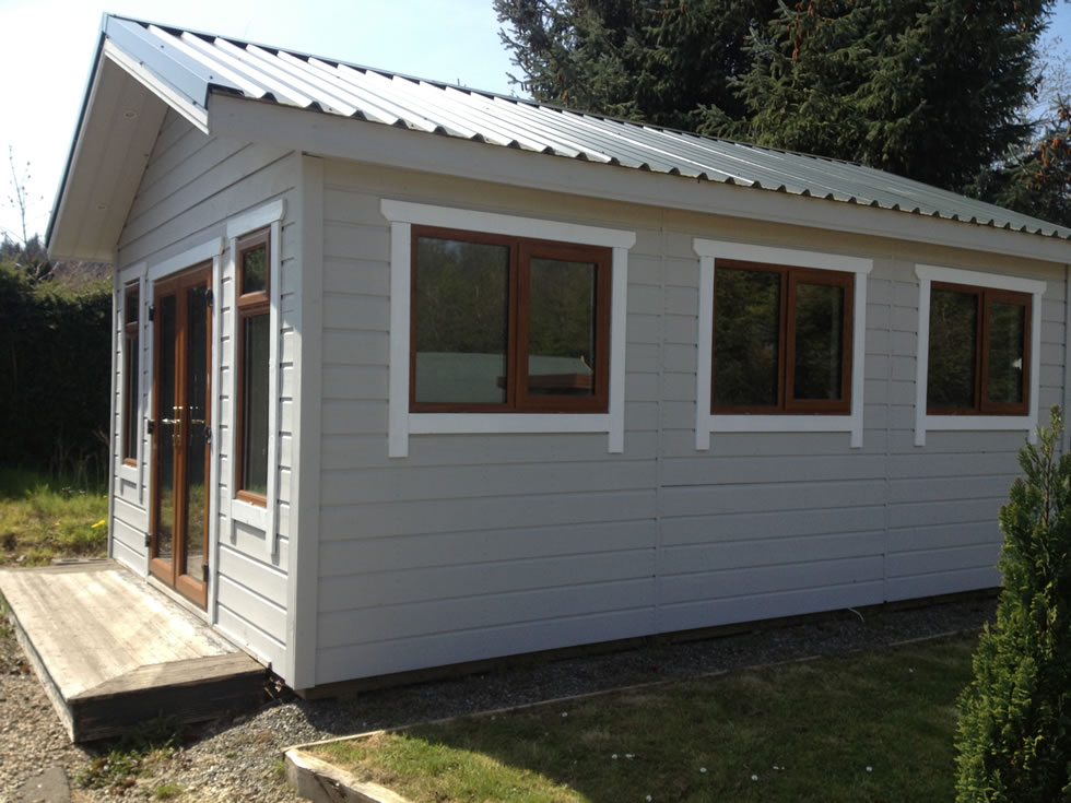 home office cabin. Home-office Home Office Cabin