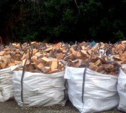 Large Bag of Firewood