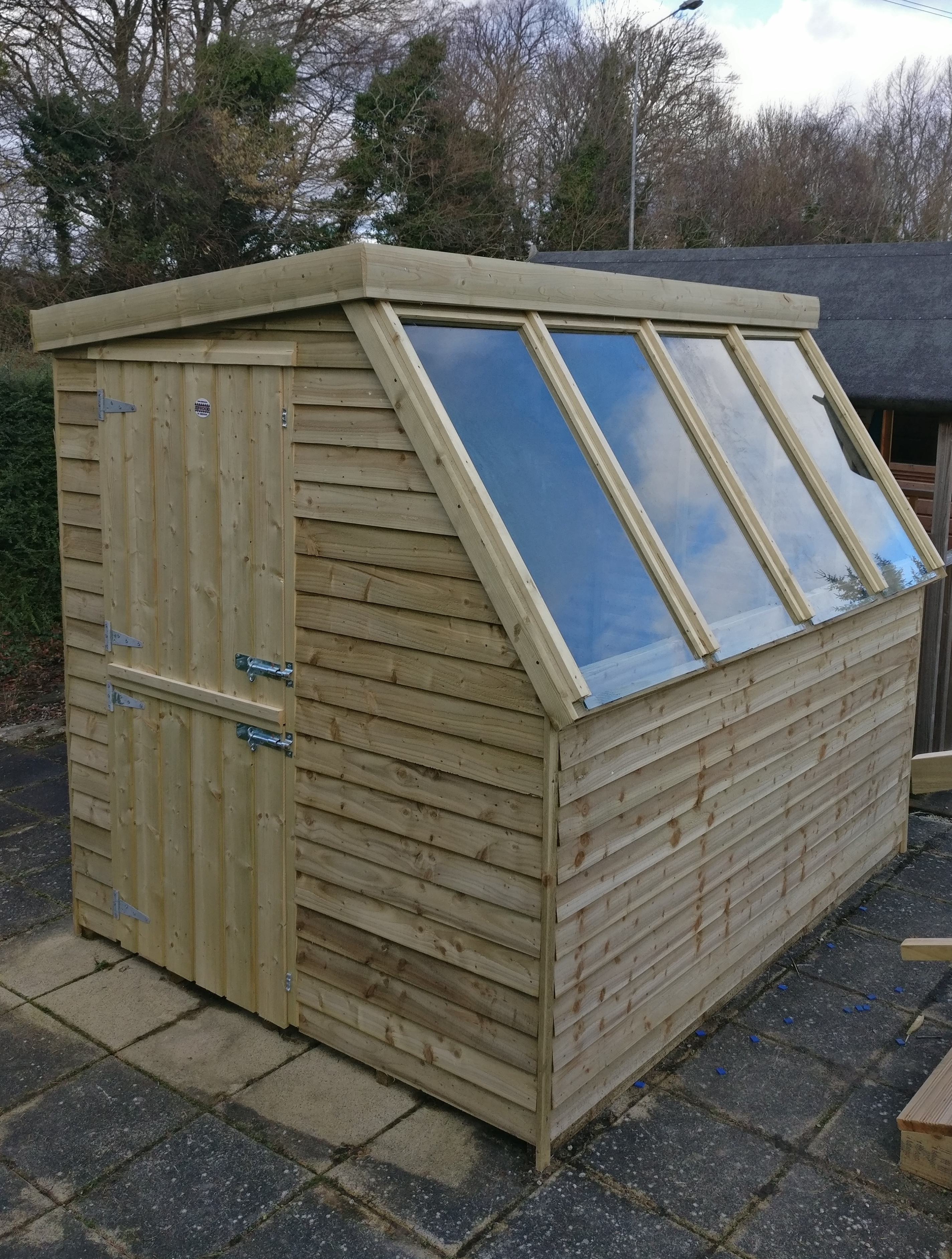 sheds playscapes product rourke ireland img o potting shed northern