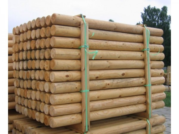 Round timber posts poles for sale abwood ie