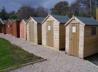 Garden Sheds Gorey abwood garden sheds, fencing & decking