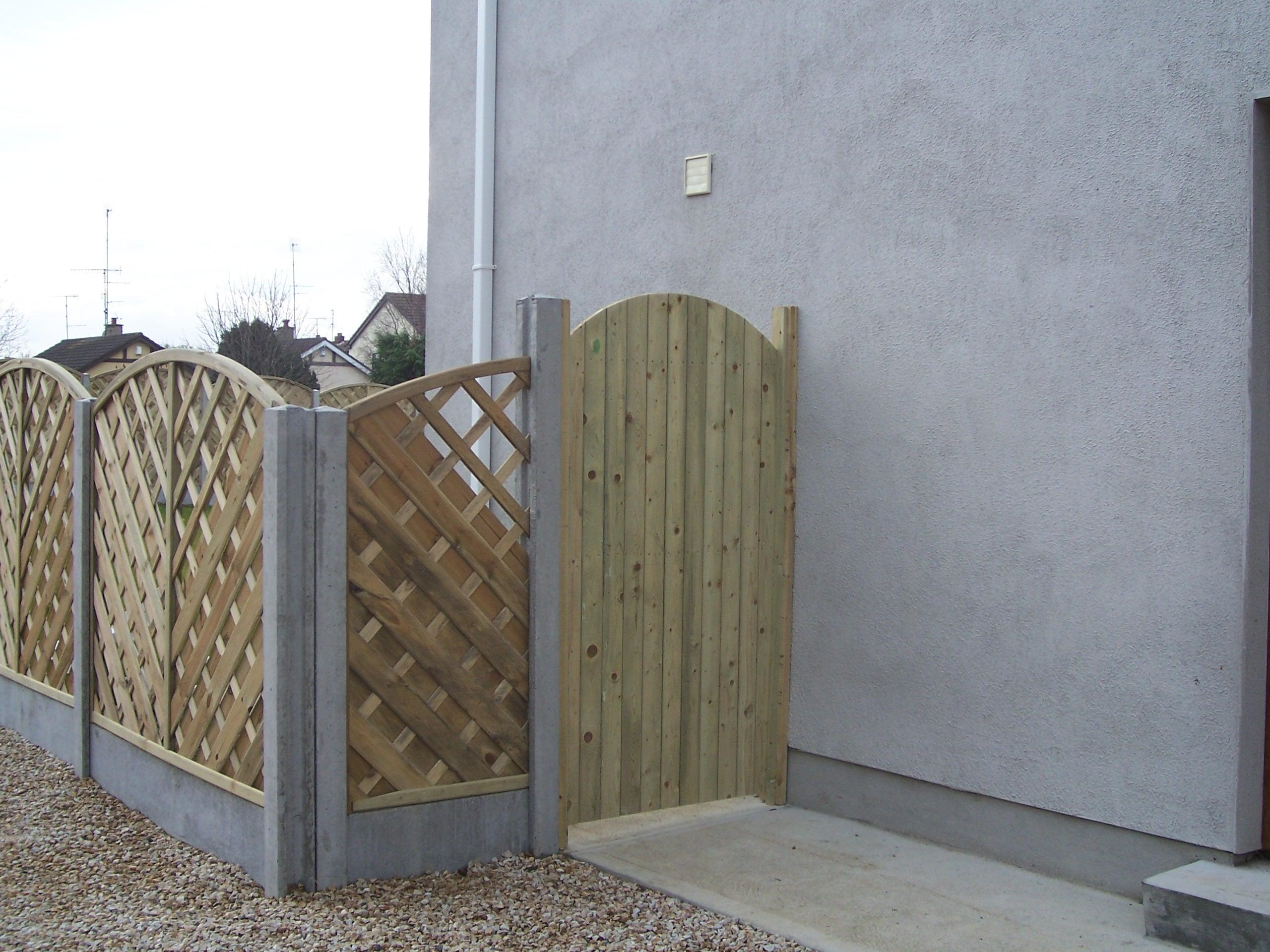 Wooden Gates Timber Abwood Ie