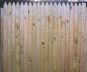 Solid Cottage Fencing
