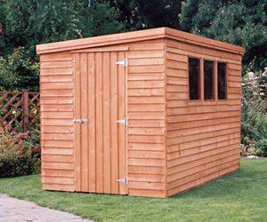 Standard Garden Shed Cabin Style