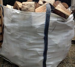 Standard bag of firewood