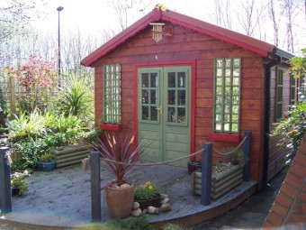 Timber buildings   Home Studio