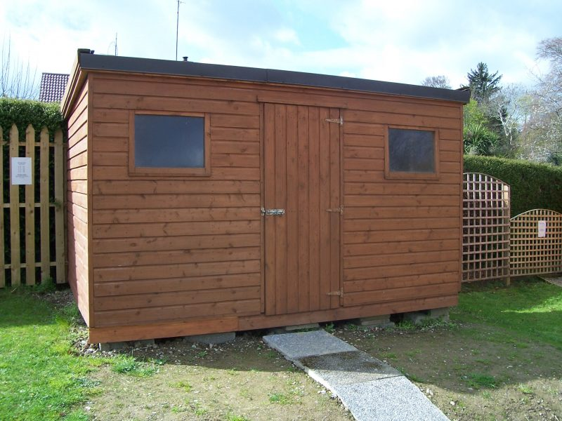 Timore Style Cabin Shed Abwood Homes