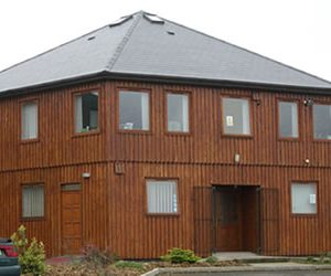 Bespoke timber buildings, wicklow traveller community