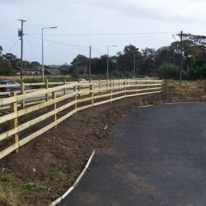 Rail & Post Fencing