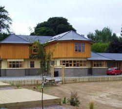 Bepoke Timber Buildings