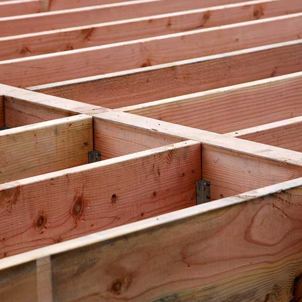 Timber Decking Joists