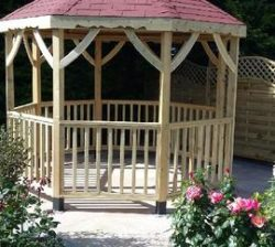 gazebo-with-slate-roof