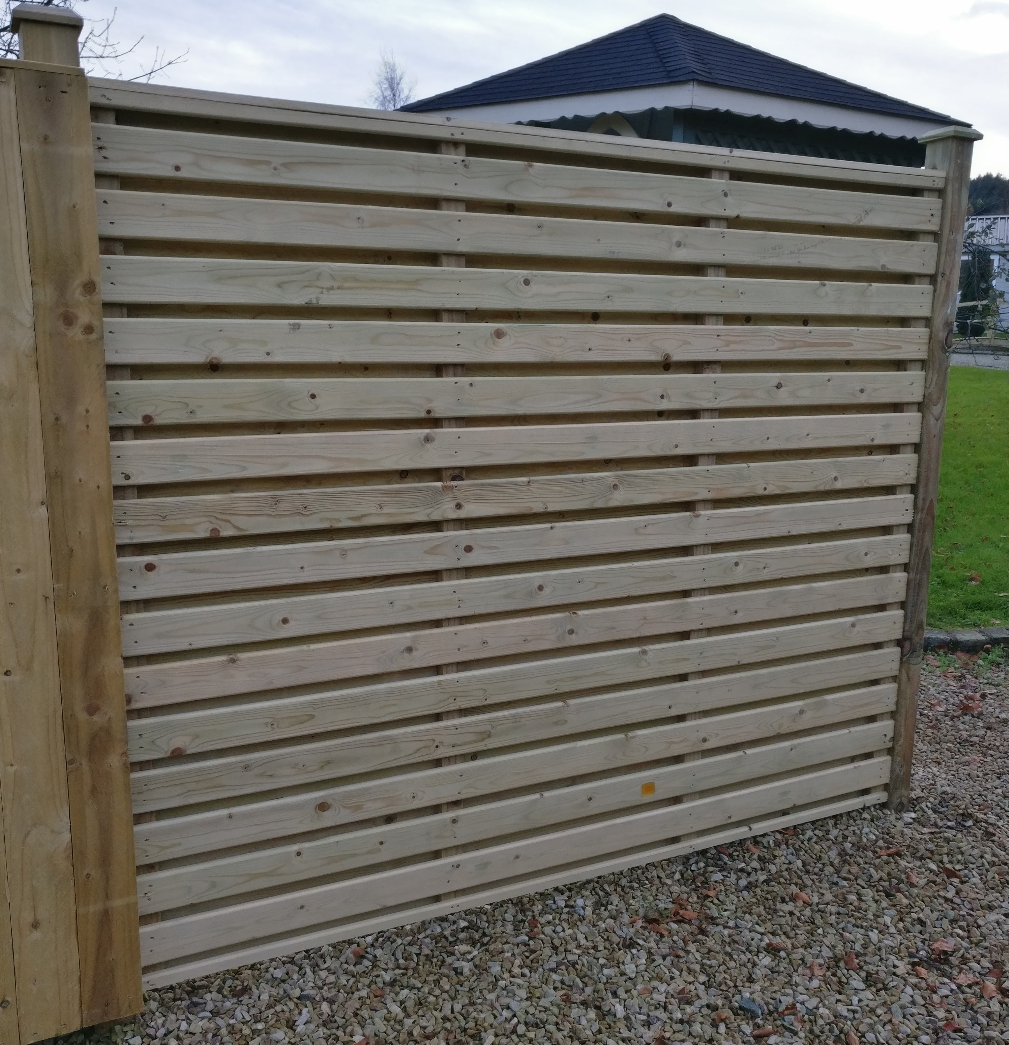 Garden Fencing Timber Fence Panels Dublin