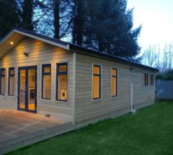 10m x 6m Timber Home